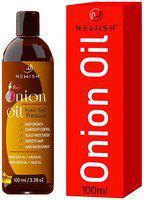 Newish Onion hair oil for Hair Growth & Hair fall Control (100ml)