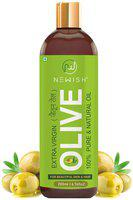 Newish Pure Cold Pressed Olive Oil For Hair and Skin 200ml