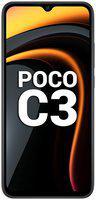 Poco C3 3 GB 32 GB Matte Black