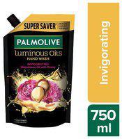 Palmolive Luminous Oils Invigorating Handwash Refill 750ml