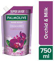 Palmolive Orchid & Milk Liquid Handwash Refill 750ml