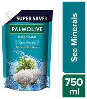 Palmolive Sea Minerals Liquid Handwash Refill 750ml
