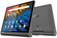 Lenovo Yoga Smart Tablet with The Google Assistant (10.1 inch, 4GB, 64GB, WiFi plus 4G LTE), Iron Grey