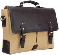 Novex Laptop Messenger Bag For Unisex
