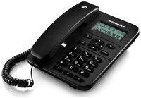 Motorola Corded Caller Id Phone - Ct202 (Black)