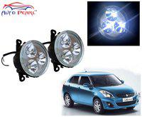 Auto Pearl High Power 3 LED DRL Fog Lamp Assembly For Maruti Suzuki Swift Dzire 2012