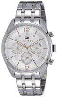 Tommy Hilfiger Chronograph Silver Dial Men's Watch - TH1791186J