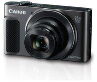 Canon PowerShot SX620 HS 20.2 MP Advanced Point & Shoot Camera (Black)