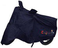 Capeshoppers New Advance Bike Body Cover Blue For Honda Dio 110 Scooty