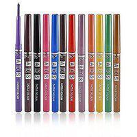 Ads Dazzle Color Perfect Eye/lip Liner 12 Pcs