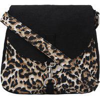 Vivinkaa Women's Sling Bag (black)