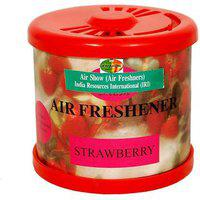 Air Show Car Air Freshner 100gm (strawbery)