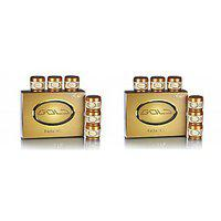 Adidev Herbals Gold Home Care Facial Kit Combo