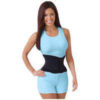Ibs Miss Belt Tummy Abdomen Cruncher Wait Tucker Hot Shaper S/m(23-31)
