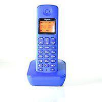 Gigaset A100 Blue Cordless Landline Phone