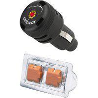 Ambicar Tropical(fresh And Light) Electric Car Air Freshner(34 G)