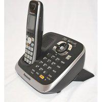 Panasonic KX-TG6541 DECT 6.0 PLUS Expandable Digital Cordless Answering System