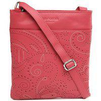 La Roma Genuine Leather Sling Bag