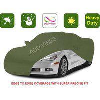 Add Vibes High Performance Nylon Car Body Cover For Audi Q7 Green