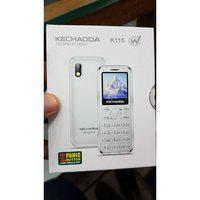 Kachaoda K115 Dual Sim Ultra Slim Mobile Phone