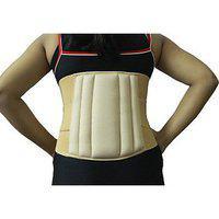 Kudize Lumbar Sacral (l.s.) Belt Brace Chronic Mild Lower Back Pain Injuries Abdominal Belt (28 Inch Or 70 Cm)
