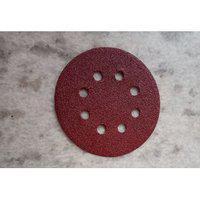Set Of 20 Sanding Discs With Velcro(125 Mm/ 80 Grit)