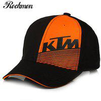 Ktm Racing Motorcycle Baseball Cap