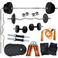 30kg Combo2-wb Home Gym Fitness Kit