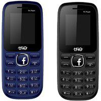 Trio T4 Flash Combo ( Dual Sim Multimedia Mobile Combo)