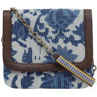 Tarusa Blue Sling Bag