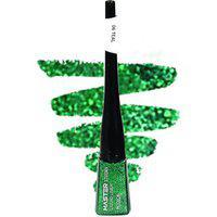 Elegancio Green Liquid Eyeliner Master Strock Pearl Eye Liner 6 Ml