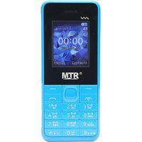 Mtr Mt 230 Mini Dual Sim Mobile Phone In Black And Blue Color