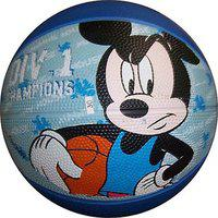 Rubber Basket Ball Mickey Mouse