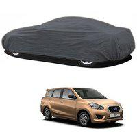 Uv Resistant Car Cover For Hyundai Grand I10 (grey Without Mirror )