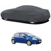 Water Resistant Car Cover For Hyundai Grand I10 (grey Without Mirror )