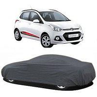 All Weather Car Cover For Hyundai Grand I10 (grey Without Mirror )