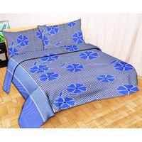 3d Frooti Design Bedsheet Polycotton