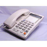 2 line Panasonic KX-T2378 Corded Landline Phone Refurbished