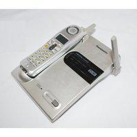 Panasonic 2line cordless phone KX-TG2480 with 6 months warranty (Refurbished)