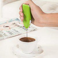 Satya Imported Portable Hand Blender For Lassi Coffee Egg Beater Mixer Battery Operated (without Battery Multicolor)