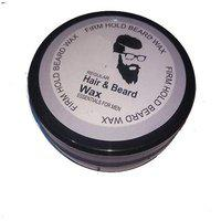 Firm Hold Beard Hair Wax For Men Cold Wax 100 Gm