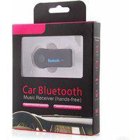 Favourite Deals Mini Aux 3.5mm Stereo Car Wireless Bluetooth 3.0 Music Receiver