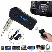 Favourite Deals Bluetooth Audio Device Receiver With Mic For All Car/home Audio