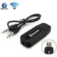 Favourite Deals Car Bluetooth Device 4.2 Music Calling Receiver( Black )