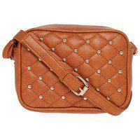 Horra Women's Autumn Tan Sling Bag