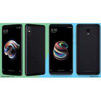 Redmi Note 5 Pro 64 Gb 4/6 Gb Ram Refurbished Mobile Phone