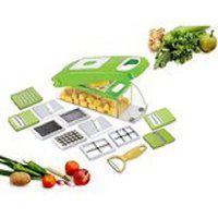 Rewa Jumbo Vegetable Potato Chipser Slicer Grater Chopper Dicer 12 In 1
