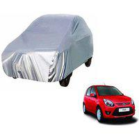 Gromaa Silver Water Resistant Car Body Cover For Ford Figo