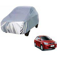 Gromaa Silver Water Resistant Car Body Cover For Ford Ikon