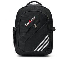 Leerooy Nylon 22 Ltr Red Gym Bag Backpack For Men